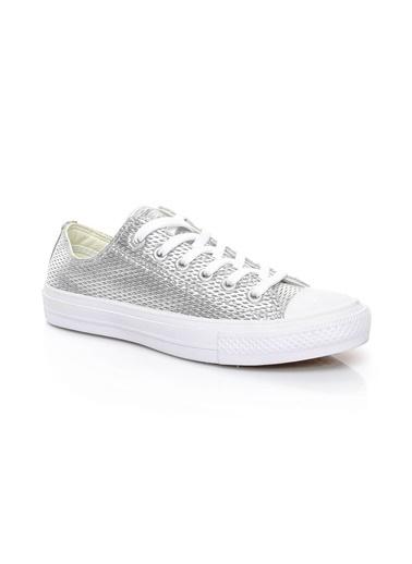 Converse Sneakers Gümüş